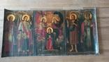 Коронование Пресвятой Богородицы с избранными святыми 169*84 ., фото №3
