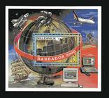 Барбадос 2000 - Миллениум. Блок, фото №2