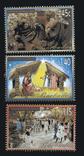Барбадос 2002 - Рождество. Новый год. серия, фото №2