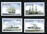 Барбадос - История флота. Корабли. 4м, фото №2