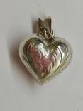 Кулон Сердце, фото №4