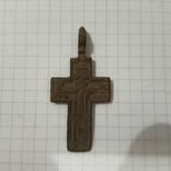 Крест нательный лот 01, фото №2