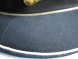 Фуражка офицера ВМФ СССР размер- 58, фото №9
