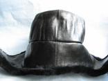 Шапка зимняя офицера ВМФ СССР размер - 60, фото №10
