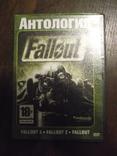 СD диск с играми Антология Fallout, фото №2