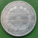 1 пиастр Индокитай 1907 г., фото №2