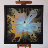 Картина живопис абстракція Fluid Art #36 acrylic, фото №2