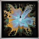 Картина живопис абстракція Fluid Art #36 acrylic, фото №3