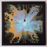 Картина живопис абстракція Fluid Art #36 acrylic, фото №11