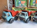 Машинка Грузовик СССР 10 штук нові, фото №6