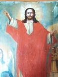 Икона Воскресенье 43/34 см, фото №4