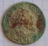 3 крейцера 1660, фото №2
