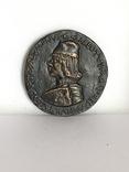 Современная медаль по типу Сперандио копия монеты, фото №7
