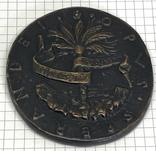 Современная медаль по типу Сперандио копия монеты, фото №10