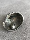 Старинный вызовной колокольчик (серебро 800 пр, вес 83,4 гр), фото №5
