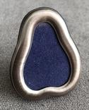 Серебряная рамочка для фото Грушка (серебро 800 пр), фото №2