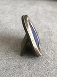 Серебряная рамочка для фото Грушка (серебро 800 пр), фото №3