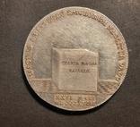 1 Талер Бавария ''Конституция'' 1818 год, фото №3