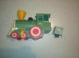 Паровоз + вагончик, фото №4