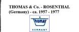 """Чайный набор """"THOMAS""""/ Бавария/ 1957-1977, фото №10"""