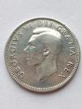 Канада 25 цент. 1951 г., фото №3