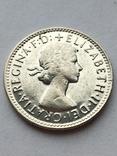 Австралия 1 шилинг 1961, фото №3