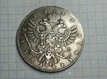 Рубль 1738 Анна копия, фото №3