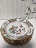 Тарелки Китай, времен СССР. Не пользованные.3., фото №2