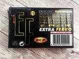 Аудиокассета ECP EXTRA FERRO EF-90, фото №3