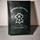 Сумка-барсетка мужская. Zodiac Leather. Кожа., фото №3