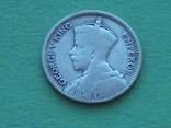 Новая Зеландия 1933 6 пенсов, Георг V, фото №3