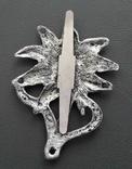 Знак Эдельвейс Горных Стрелков (копия), фото №5