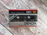 Аудиокассета DENON DX1 90, фото №2