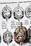 Заслуженный работник Внутренних дел. 70 лет МВД СССР, реплика, №4011, п.1225 АВЕРС5, фото №12