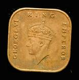 Британская Малайя 1 цент 1945, фото №3