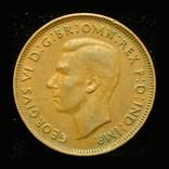 Австралия 1/2 пенни 1944, фото №3