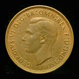 Великобритания пенни 1948, фото №4