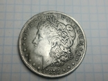 Доллар 1878 копия, фото №2