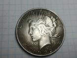 Доллар 1922 копия, фото №2