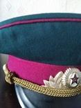 Парадные фуражки СССР, фото №13