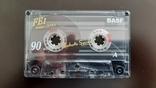 Касета Basf Ferro Extra I 90 (Release year 1995), фото №4