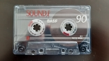 Касета Basf Sound I 90 (Release year: 1998), фото №5