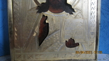 Икона Господь Вседержитель /позолоченный оклад, фото №6