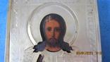 Икона Господь Вседержитель /позолоченный оклад, фото №8