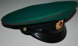 Фуражка ПВ КГБ СССР, 54 р., фото №4