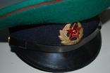 Фуражка ПВ КГБ СССР, 54 р., фото №12