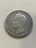 Германия 5 марок 1913 год серебро, фото №2