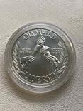 США 1 доллар 1988 год серебро, фото №2