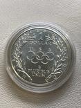 США 1 доллар 1988 год серебро, фото №3