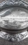 Пепельница Рыбалка,алюминий ЗiШ, фото №6